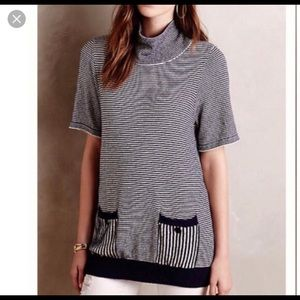 Anthropologie Moth Margate Pullover Knit Top